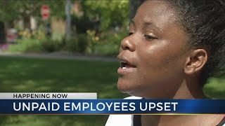 Temporary employees upset they were not paid for work at IKEA