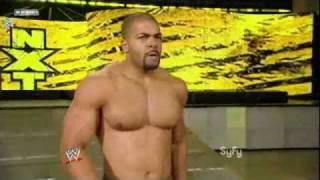 WWE messes up David Otunga
