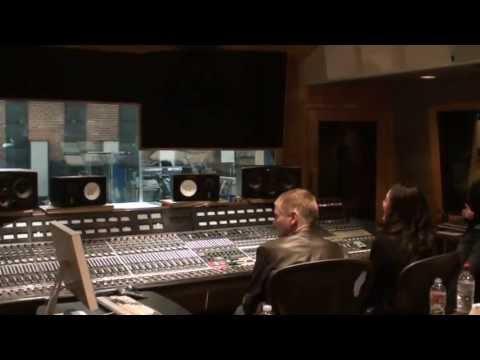 Dance With Me Baby - Kelsey Mira - Behind the Scenes at Ocean Studios