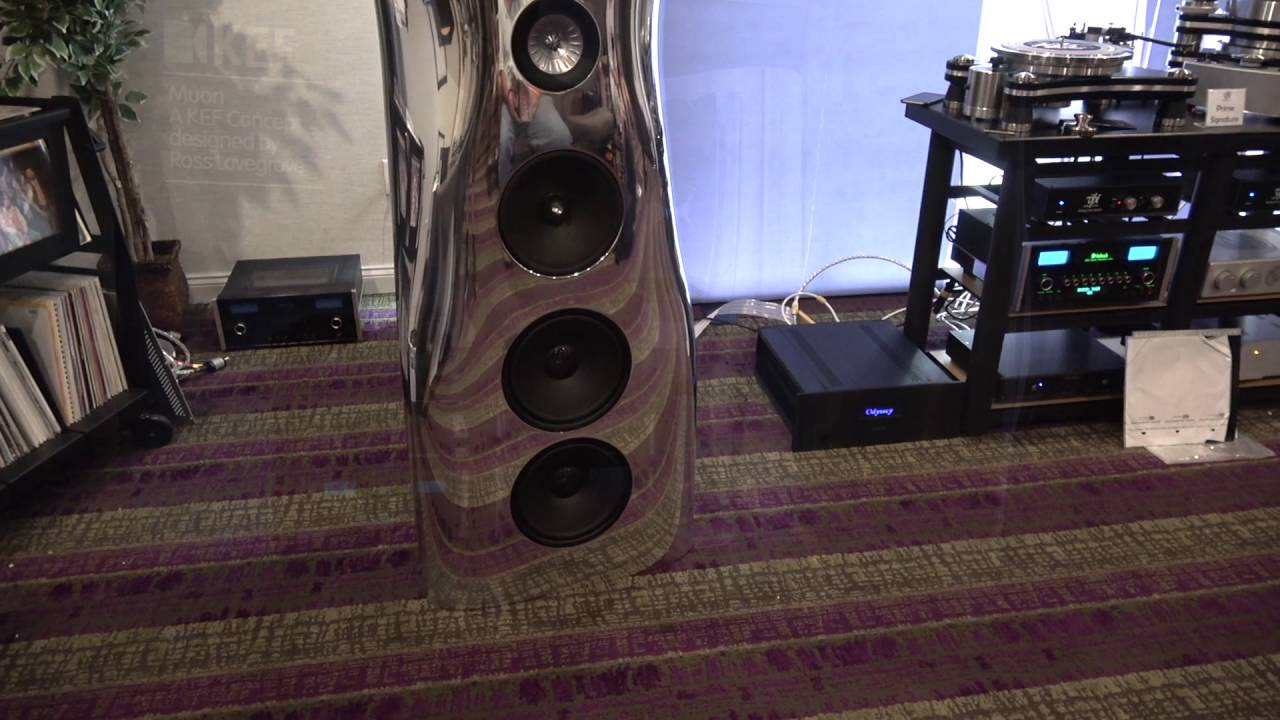 kef muon with vpi titan at capital audiofest 2016 youtube. Black Bedroom Furniture Sets. Home Design Ideas