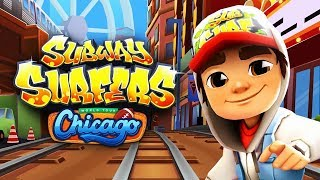 Subway Surfers Chicago 2018 iPad Gameplay HD #5