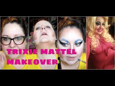Trixie Mattel Makeover