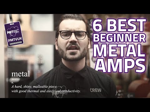 6 Best Metal Amps For Beginners - Great Amps For Metal Lovers!