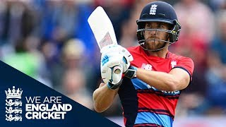 Dawid Malan Hits 78 Off 44 Balls On Debut v South Africa 2017 - Extended Highlights