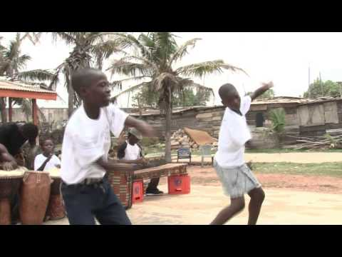 BBSCFoundation: April 2013 Performance at The Art Center in Accra, Ghana