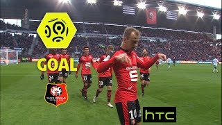 Video Gol Pertandingan Stade Rennes vs Saint-Etienne