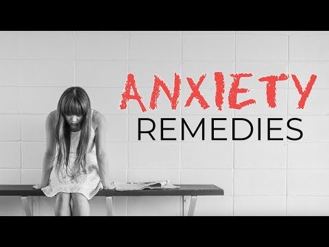 Top 6 Natural Remedies For Anxiety (Panic Attacks)