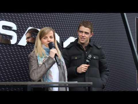 DTM 2013 paul di resta interview