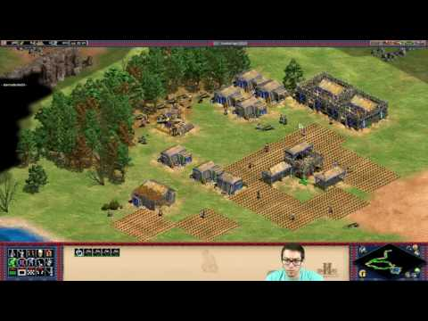 Age of Empires 2 - Chat Voted Game! Me vs Comps