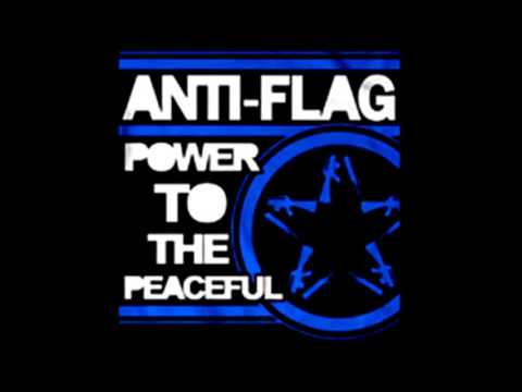 Power To The Peaceful - Anti-Flag Cover Contest