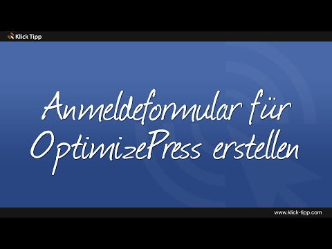 Newsletter Formular einbinden in Header von Blog from YouTube · Duration:  39 minutes 40 seconds