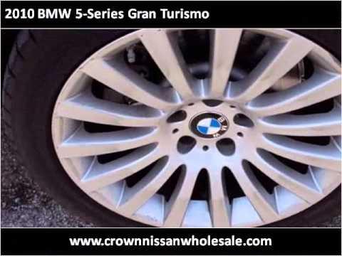 2010 BMW 5-Series Gran Turismo Used Cars Birmingham AL - YouTube