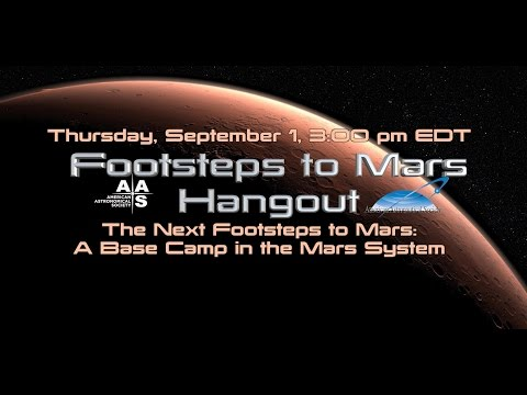 The Next Footsteps to Mars: A Base Camp in the Mars System