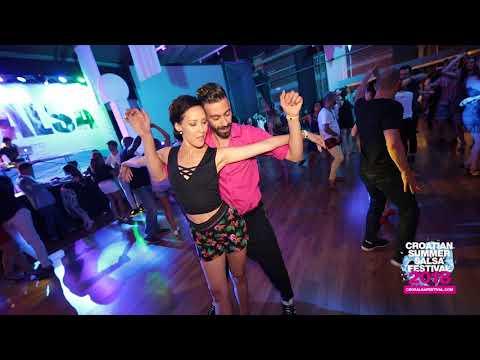 Panagiotis & Candice - social dancing @ ADRIS OLD TOBACCO FACTORY