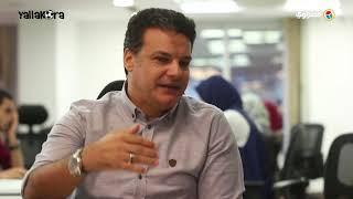 ندوة يلا كورة.. إيهاب جلال يرد على اتهامه بعدم تحمل ضغوط الفرق الكبرى