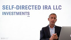 Self-Directed IRA LLC - Investments