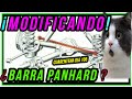 Cuarentena Dia 105 Modificando  La Barra Panhard A Mi Auto Opel K 180