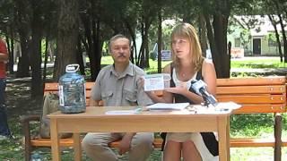 Сбор использованных батареек в Симферополе(, 2013-08-06T09:25:56.000Z)