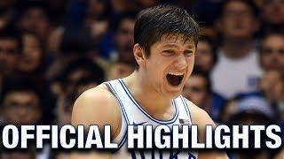 Grayson Allen Official Highlights   Duke