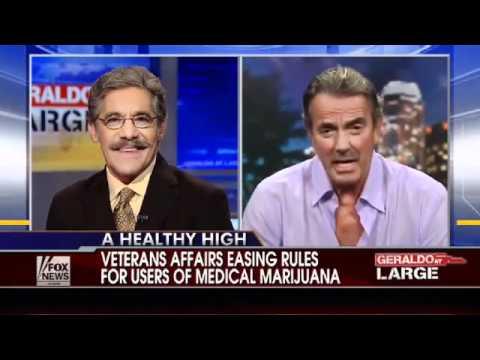 Soap Star Eric Braeden Supports Cannabis Legalization