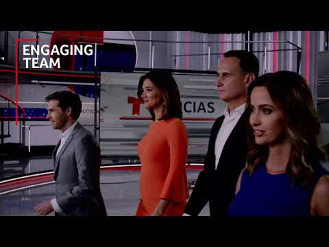 NBCUniversal Telemundo Enterprises Leads Hispanic Media Upfront With Over 900 Hours Of Groundbreaking Contemporary Content For Today's Latinos
