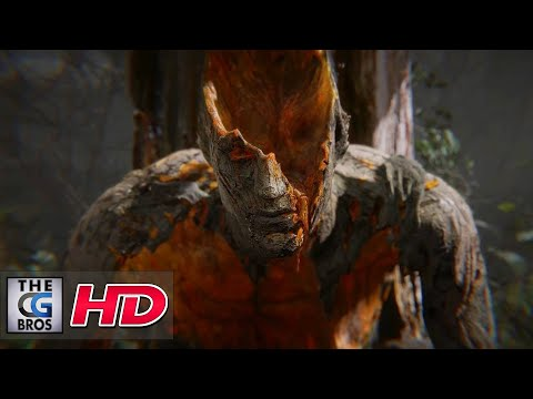 """CGI & VFX Tech Demos:  """"Book of the Dead - Unity Interactive Demo - Realtime Teaser"""" - by Unity"""
