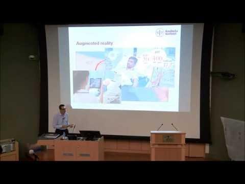 OER International Symposium and Roundtable on Learning Analytics (3/7): Dr Nabil Zary