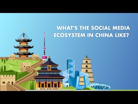 An Overview of the Social Media Landscape in China - Social Media Minute