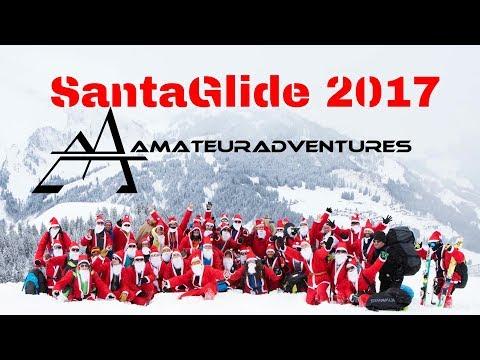 SantaGlide 2017 ¦ Niederbauen ¦ AmateurAdventures