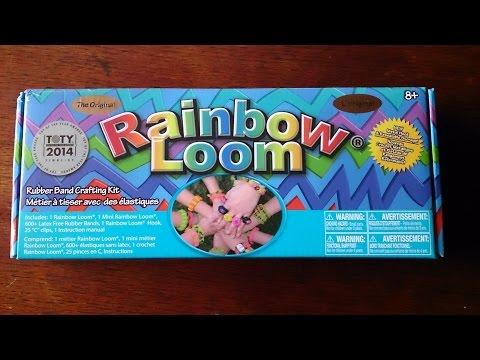 Как отличить настоящие наборы  Rainbow Loom от китайских подделок