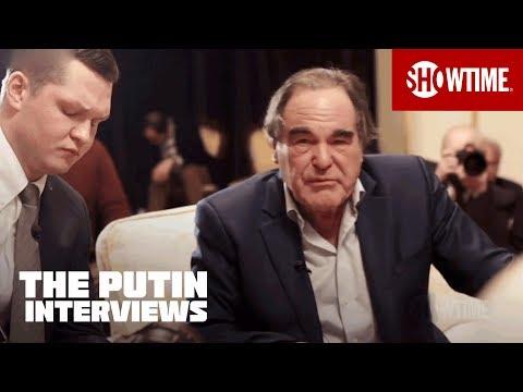 The Putin Interviews | Vladimir Putin on the Dangers of Cyber Warfare | SHOWTIME
