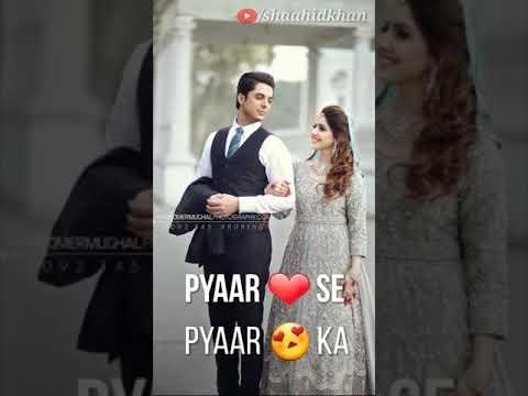 Wada Raha Pyar Se Pyar Ka WhatsApp Status | INSTA_  @shaahid.khan
