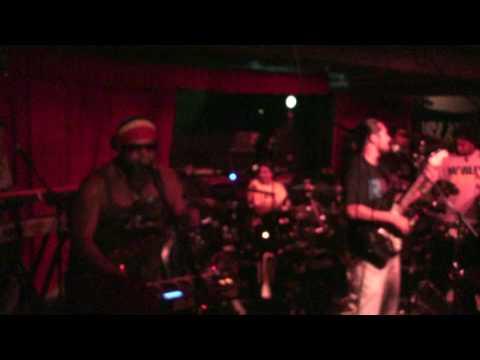 Katchafire Live in Berkeley CA 08