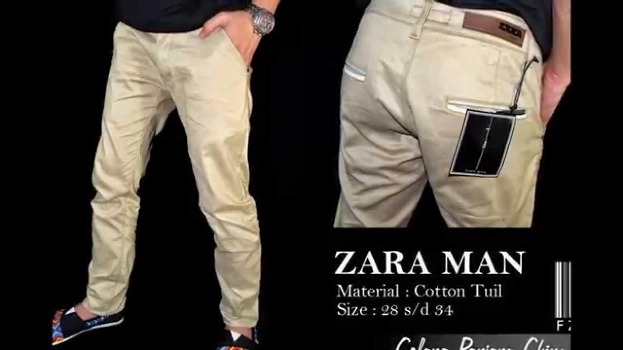 Celana Zara Man Pria Keren Pin 75d45fba Tokobajukerencom Pusat Baju Dan Wanita Youtube