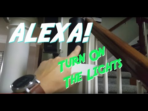 Control your Lighting with ALEXA or GOOGLE HOME:  It's Easy, make Your Home Smart!