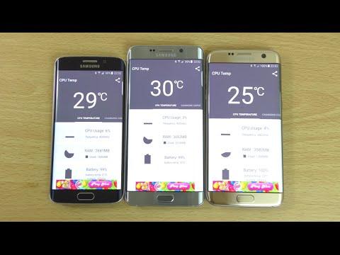 Samsung Galaxy S7 Edge VS S6 Edge Plus VS S6 Edge - Battery Test ...