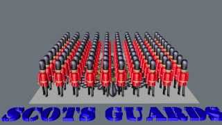 Download Video British Army Foot Guards 3D Animation MP3 3GP MP4