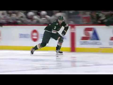 Charlie Coyle collects his 200th NHL point