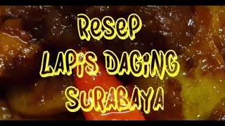 Resep Lapis Daging Sapi Surabaya Goreng Dan Kuah
