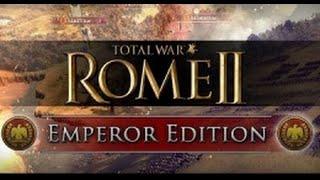 Total War: Rome 2 Императорское издание | обзор релиза