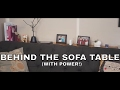 How to Make - Behind the Sofa Table - DIY