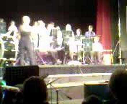 Gordons Spring Concert  Daniel Westwood