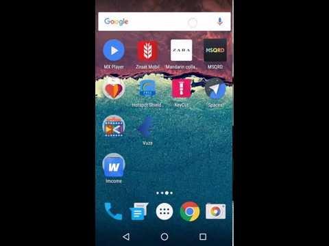 Android Torrent İndirme Vuze