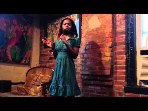 Natalie McGill - Little Spoons Comedy Showcase 2 - 5-21-12