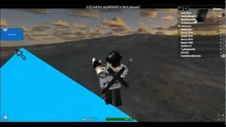 goku4234's ROBLOX video
