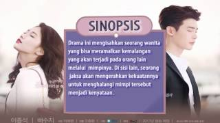 Video Drama Korea 2017 While You Were Sleeping SBS Lee Jong Suk Bae Suzy Indosub Lengkap download MP3, 3GP, MP4, WEBM, AVI, FLV Januari 2018