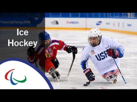 Ice hockey: USA v Czech Republic | Preliminary Game | 2018 …