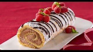Holiday Cake Roll Recipe