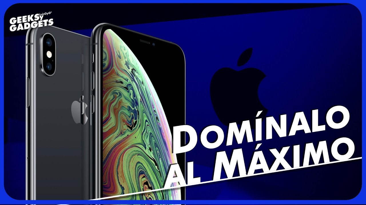 bd983b37f0d Trucos para tu Nuevo iPhone XS, XS Max, o XR de Apple - YouTube