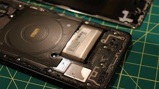 My S9 got pregnant!!! (Battery…